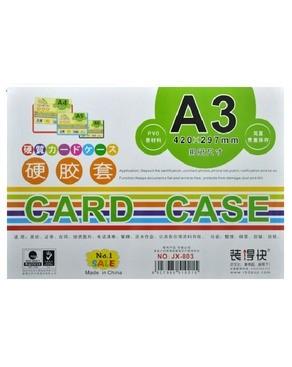 Card case A3 mỏng