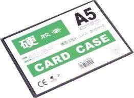 Card case A5 mỏng