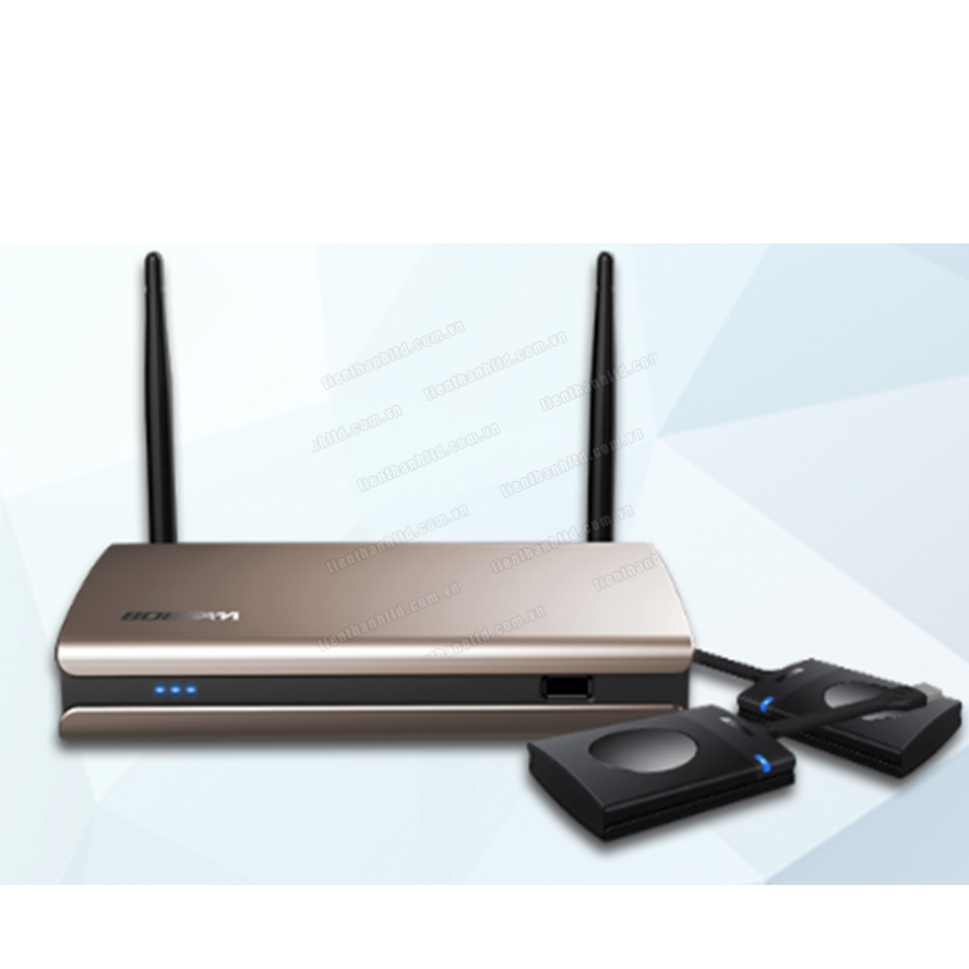 OneDesk Wireless Collaboration System