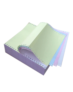 Giấy vi tính Liên Sơn K210 - 4L (màu)