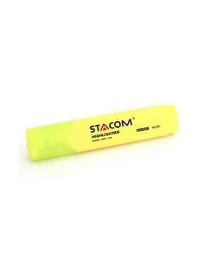 Bút nhớ dòng (dạ quang) Starcom (HL101) vàng