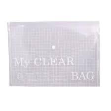 Túi myclear A4 mỏng