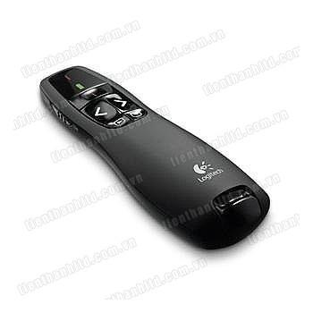Bút trình chiếu không dây Logitech R400