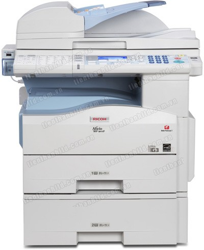 Photocopy Ricoh MP201SPF