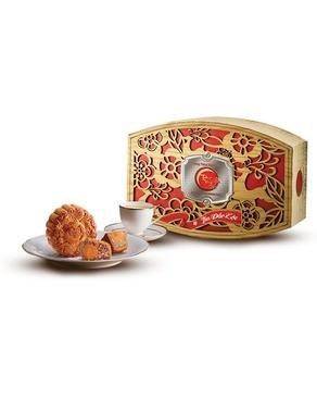 Bánh Trung Thu Kinh Đô Trăng Vàng Bạch Kim