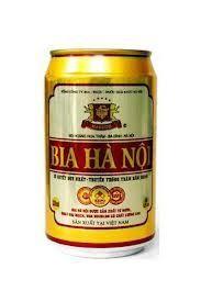 Bia Hà Nội (thùng 24 lon)