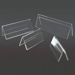 Biển chức danh KT 7x22cm, 8x24cm