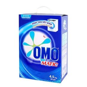 Xà phòng (Bột giặt) OMO MATIC (cửa ngang)