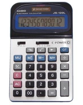 Máy tính Casio JS - 120L