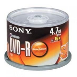 Đĩa DVD Sony