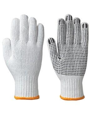 Găng tay sợi có hạt sần