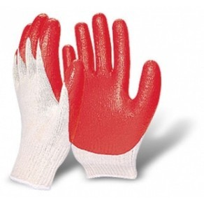 Găng tay sợi phủ sơn