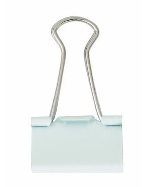 Kẹp sắt 5cm trắng