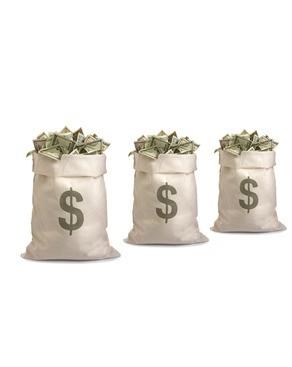 Túi vải đựng tiền