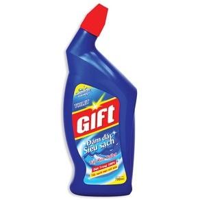 Nước tẩy vệ sinh Gift