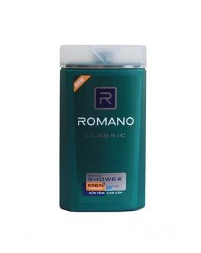 Sữa tắm Romano